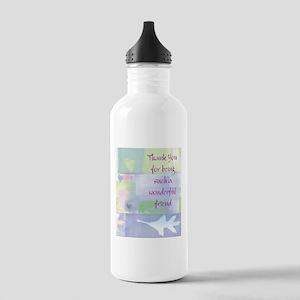 Friend101 Water Bottle