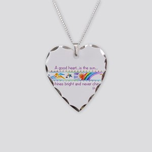 A good heart Necklace