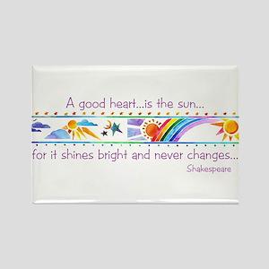 A good heart Magnets