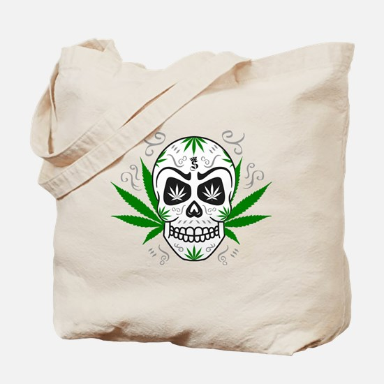 Cute Sativa Tote Bag