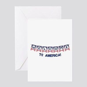 Welcome to America Greeting Cards