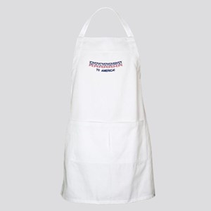 Welcome to America Apron