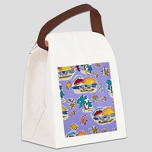 mcpatternz Canvas Lunch Bag