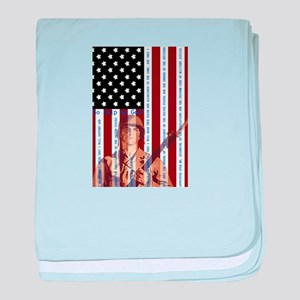 42_Oath baby blanket