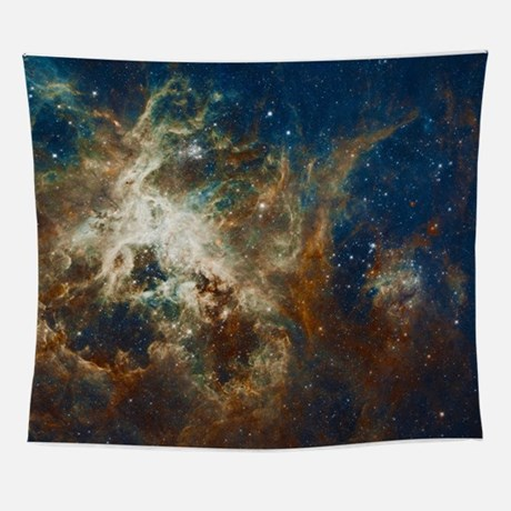 Tarantula Nebula Galaxy Space Photo