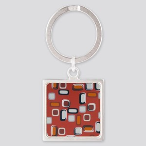 mcpatternz Square Keychain