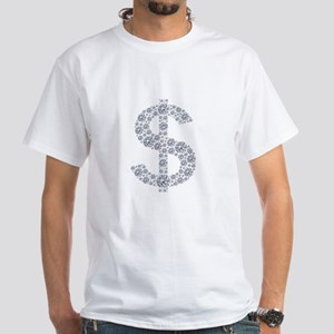 Diamond Dollar Sign Bling T-Shirt