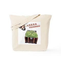 ARRRRtichoke Tote Bag