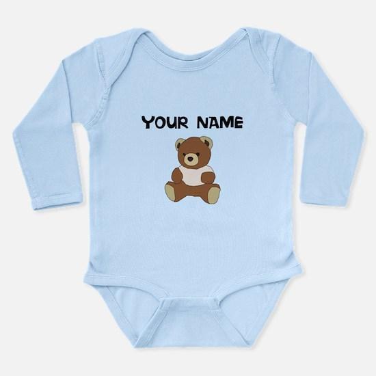 Custom Teddy Bear Body Suit