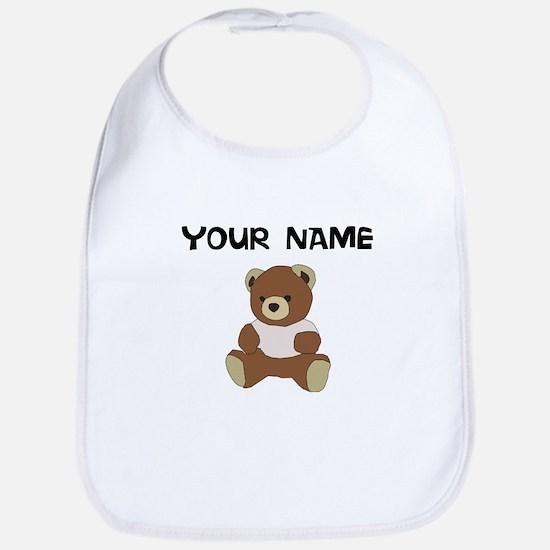 Custom Teddy Bear Bib