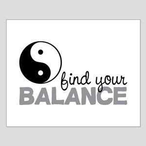 Find your Balance Posters