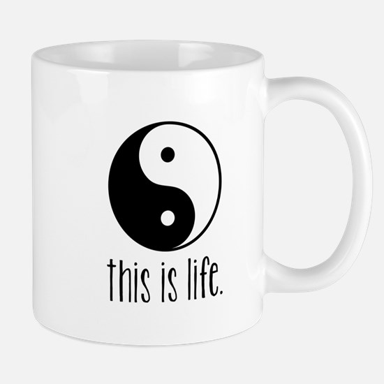 This is Life Mugs