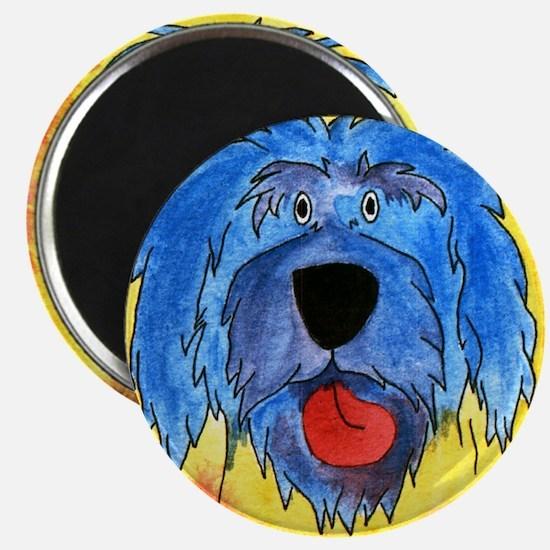 Poliah Lowland Sheepdog Magnet