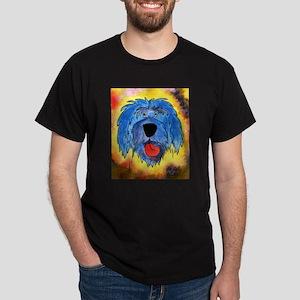 Poliah Lowland Sheepdog Dark T-Shirt