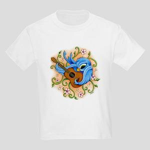 Song Bird Guitar Kids Light T-Shirt