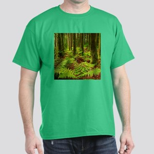 Ferns in the forest T-Shirt