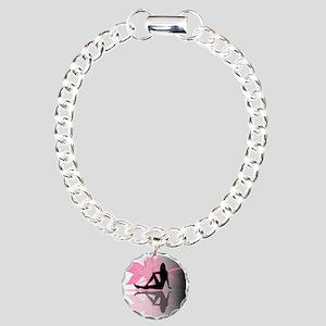 REFLECTION Charm Bracelet, One Charm