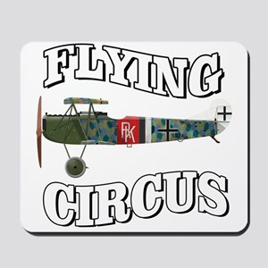 Flying Circus Fokker D7 Mousepad
