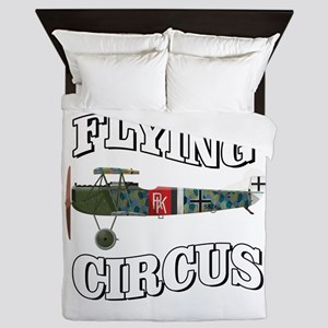Flying Circus Fokker D7 Queen Duvet