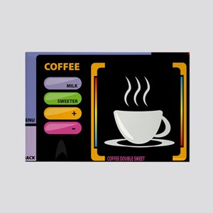 Star trek coffee Magnets