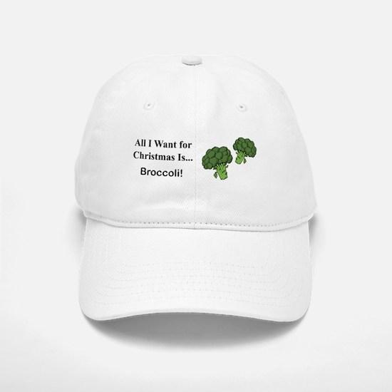 Christmas Broccoli Baseball Baseball Baseball Cap