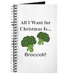 Christmas Broccoli Journal