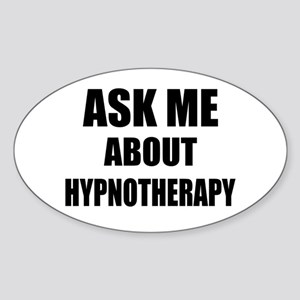 Ask me about Hypnotherapy Sticker