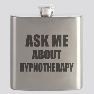Ask me about Hypnotherapy Flask