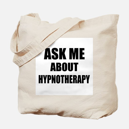 Ask me about Hypnotherapy Tote Bag