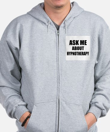 Ask me about Hypnotherapy Zip Hoody