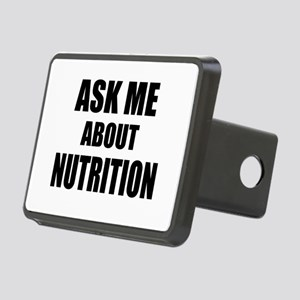 Ask me about Nutrition Rectangular Hitch Cover