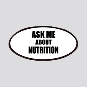 Ask me about Nutrition Patches