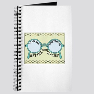 See Everything Better Journal