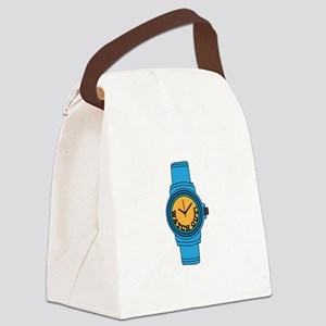 Watch Out Canvas Lunch Bag