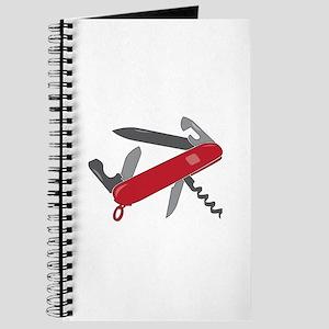Swiss Army Knife Journal