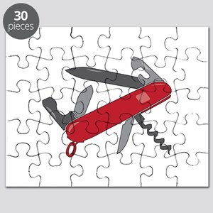 Swiss Army Knife Puzzle