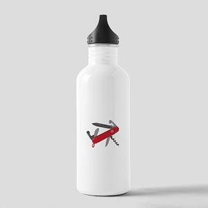 Swiss Army Knife Water Bottle