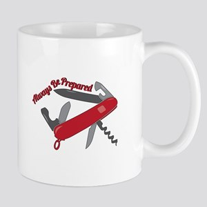 Always Be Prepared Mugs