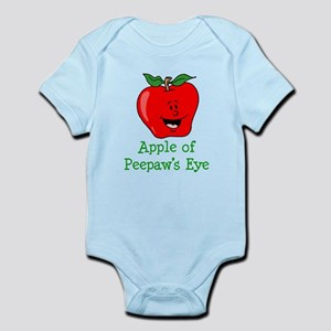 Apple Of Peepaw's Eye Body Suit