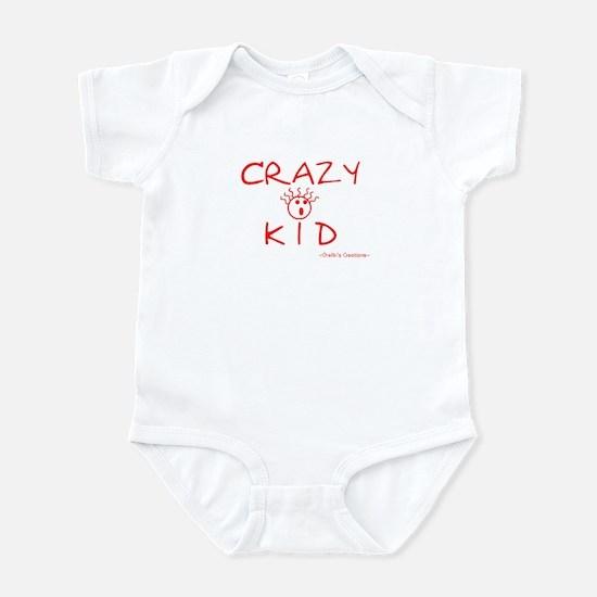 Crazy Kid Infant Bodysuit