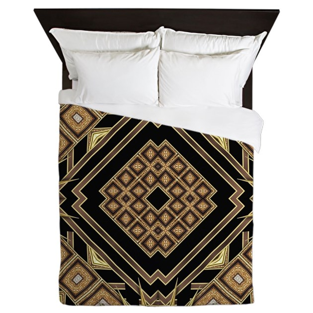 Black Duvet Queen Bedding