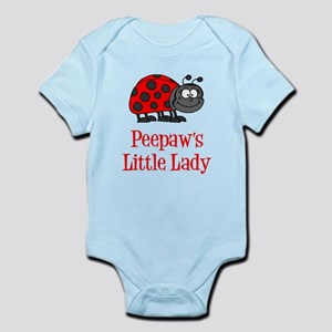 Peepaw's Little Lady Body Suit