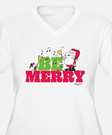 Snoopy: Be Merry T-Shirt