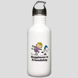 Happiness is Friendshi Stainless Water Bottle 1.0L