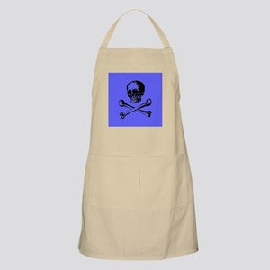 Masonic Skull and Crossbones BBQ Apron