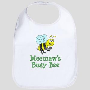 Meemaw's Busy Bee Bib