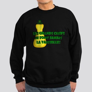 Les Grands chefs... Sweatshirt (dark)