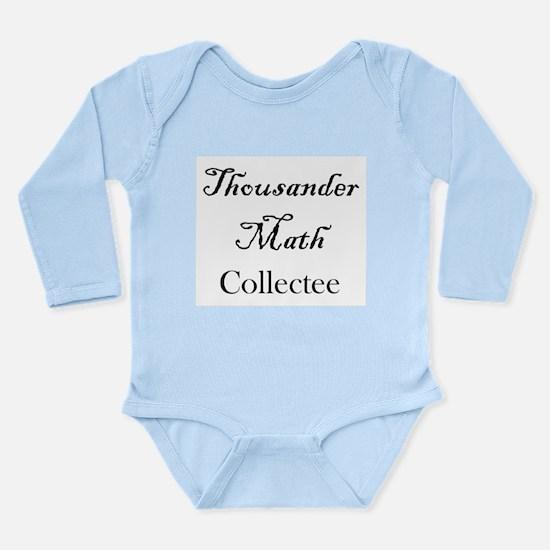 thousander math collectee Body Suit