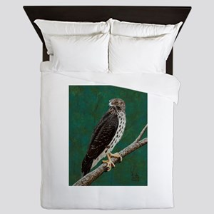 Cooper's Hawk: Queen Duvet