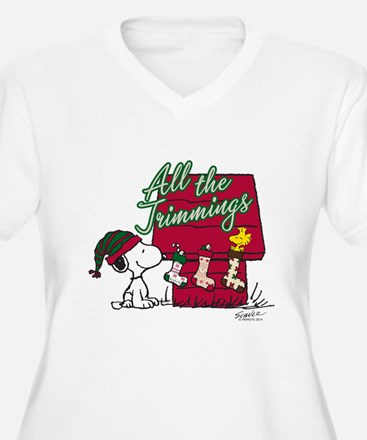 Snoopy: All the T T-Shirt